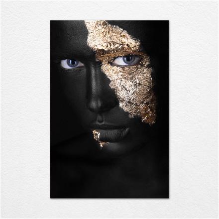 Gold Blue Eyes