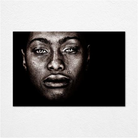 Afro American Woman