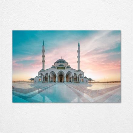Sharjah Mosque Dubaj