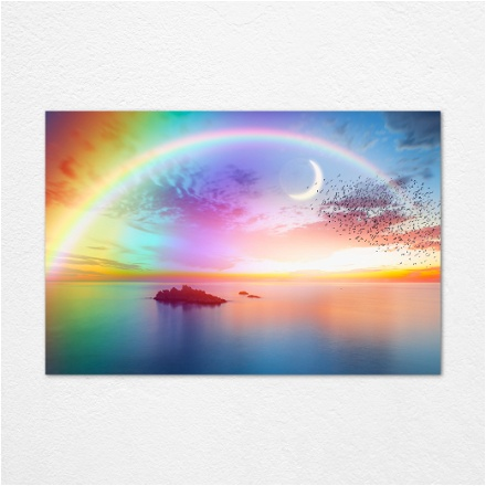 Dreamy Rainbow
