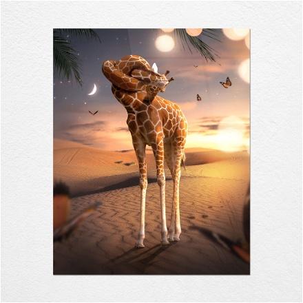 Knotted Giraffe
