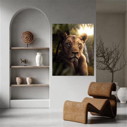Lioness Blind